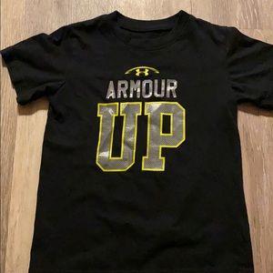 Under armour boys 4t shirt